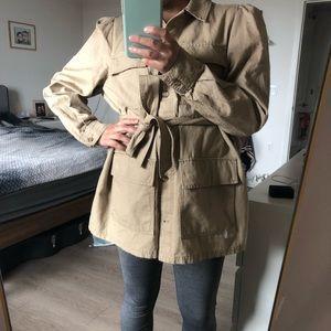 GAP lightweight safari jacket